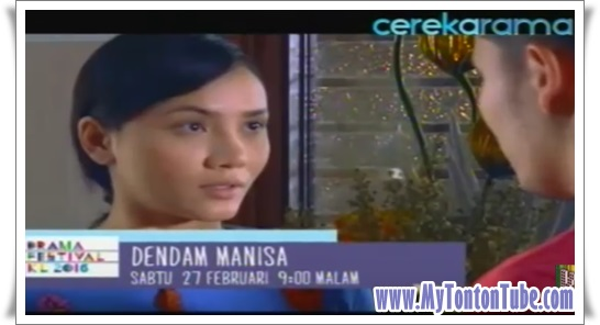 Telefilem Dendam Manisa (2016) Cerekarama TV3 - Full Telemovie