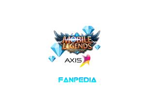 Cara Top Up Diamond Mobile Legends Lewat Pulsa Axis