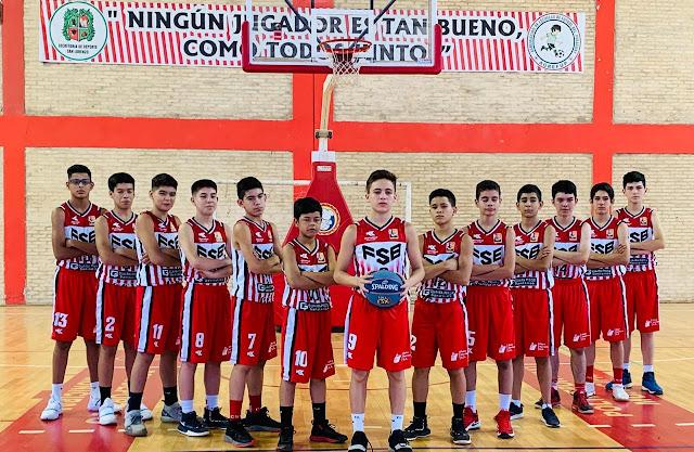 Nacional de Básquet  U13 será en San Lorenzo