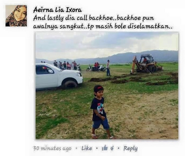 Tragedi Kenderaan Sangkut di Tasik Timah Tasoh, Perlis