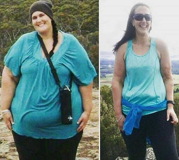 Weight loss. Your words are very motivating as well. Great job!