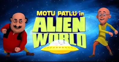 Motu patlu in alien world full HD Hindi MP4