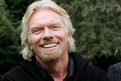 Figure: Who is this fun loving philanthropist business man?