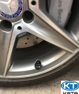 Cảm biến áp suất lốp không dây