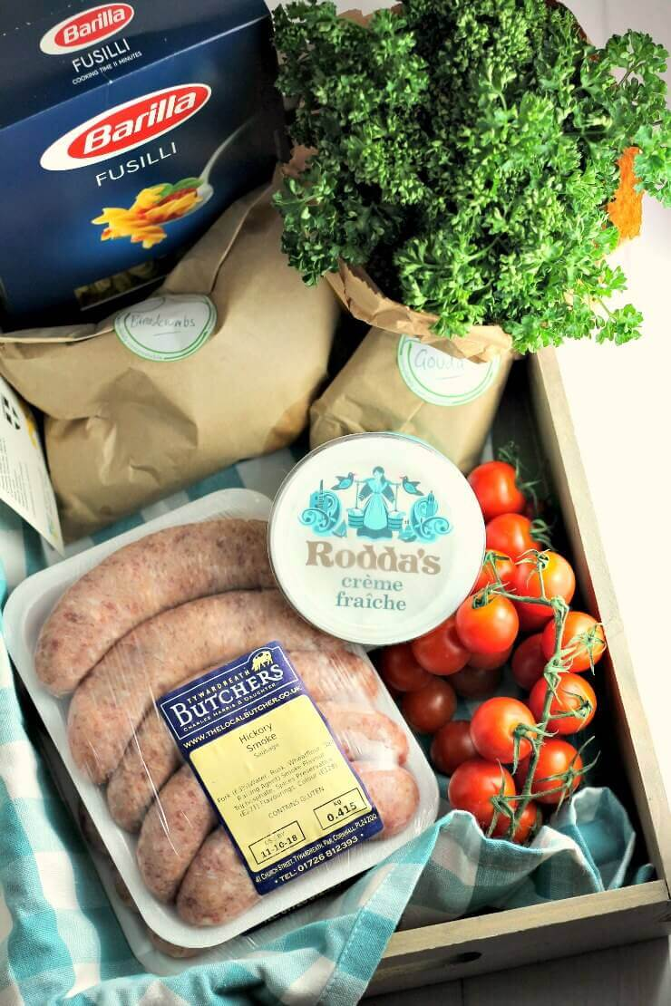 Products in Cornwall Recipe Box