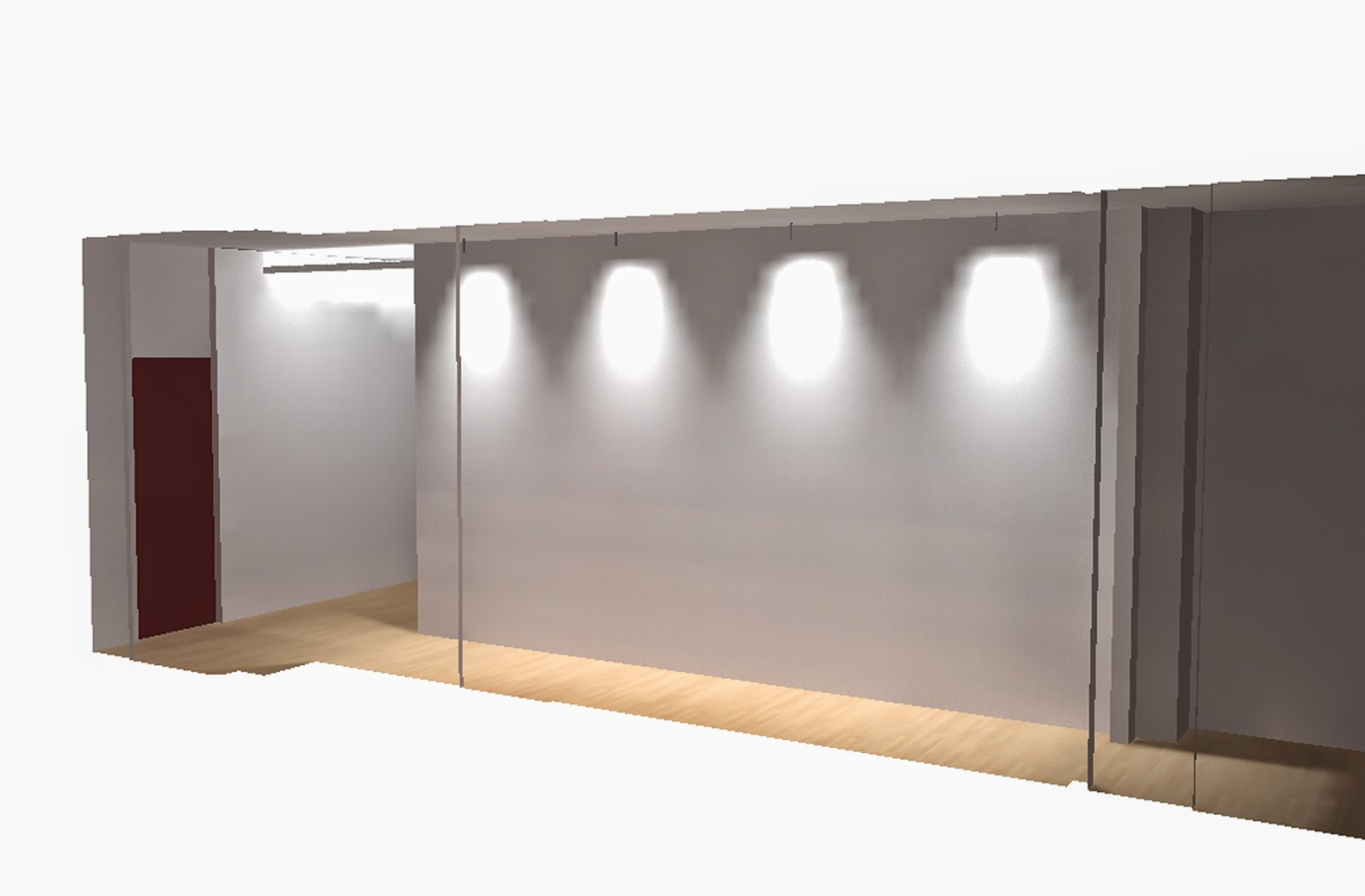 Illuminazione controsoffitto corridoio: 7 consigli 1 per