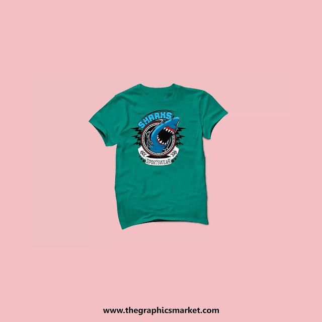 T shirt mockup free download