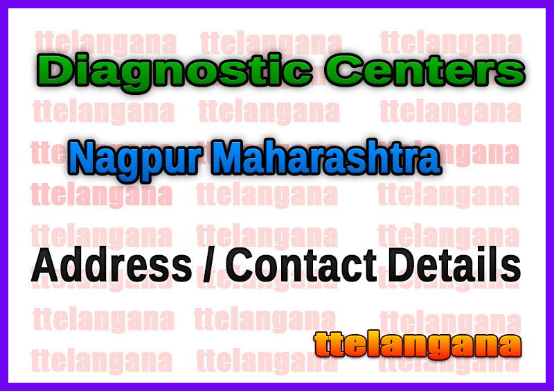 Diagnostic Centers in Nagpur Maharashtra