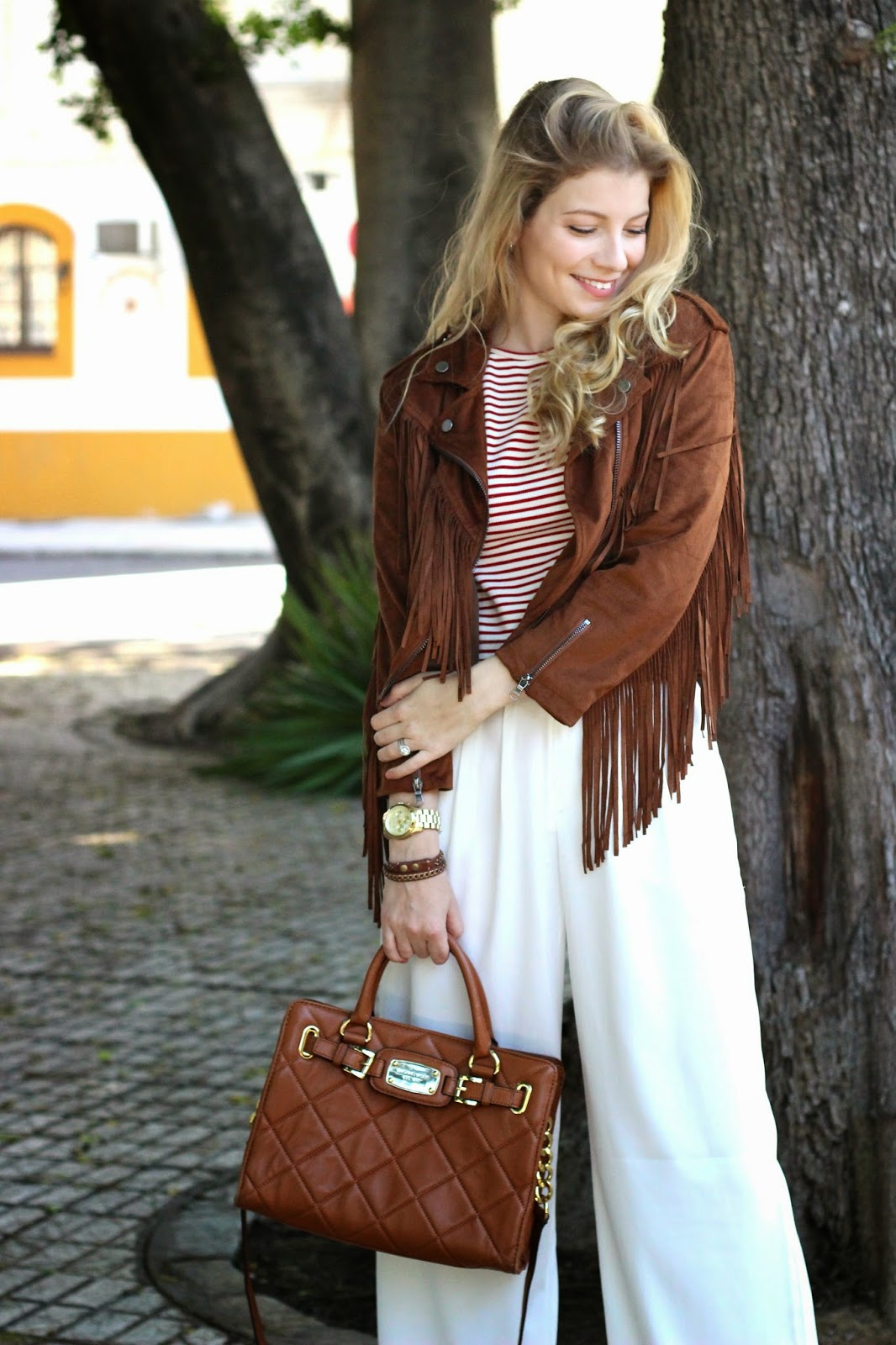 Fringed Jacket | Jerez, Spain