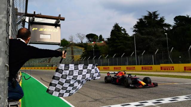 Formula 1 Pirelli Gran Premio Del Made In Italy E Dell'emilia Romagna 2021.04.18
