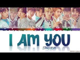 Lirik Lagu STRAY KIDS - I AM YOU