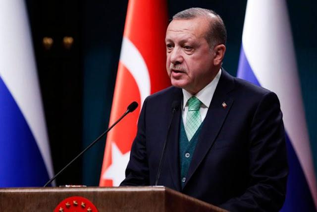 Ερντογάν: Ό,τι και να λέει ο Τσίπρας θα συνεχίσουμε τις γεωτρήσεις