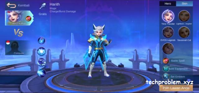 Skin Epic Harith EVOS Legends