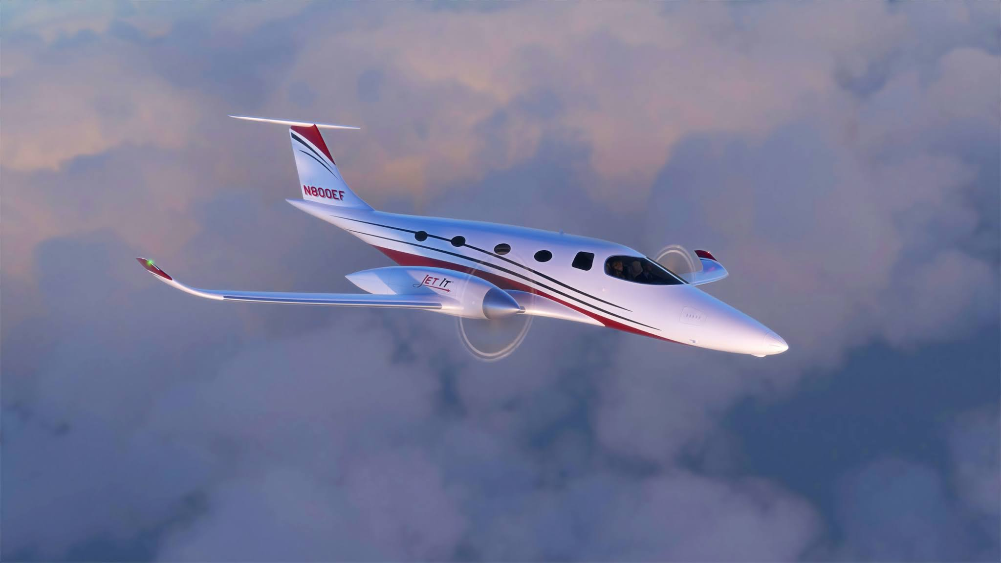 Jet It and JetClub Move Forward with Electric Airplanes