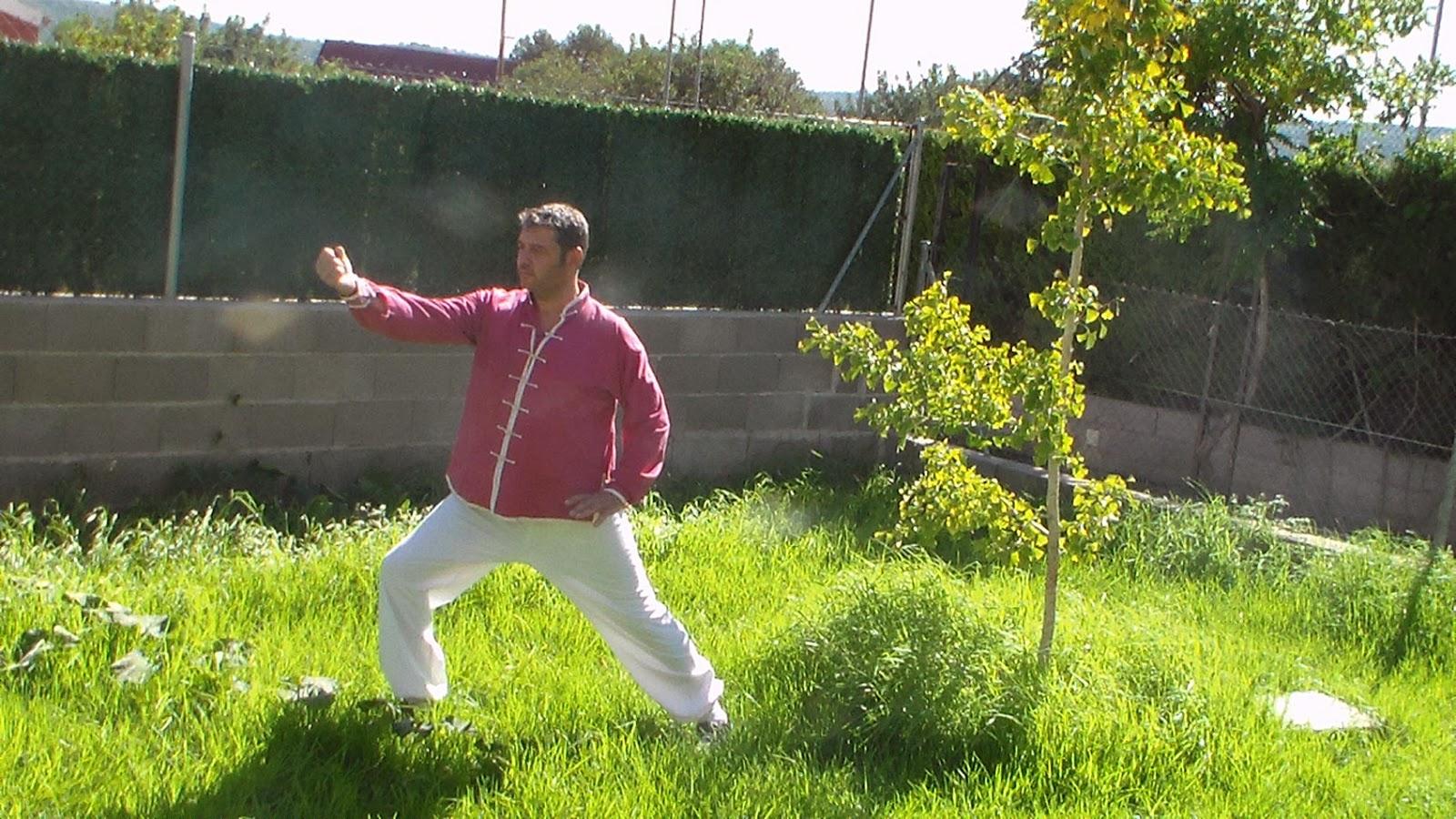 Curso de taichi y chi kung 0