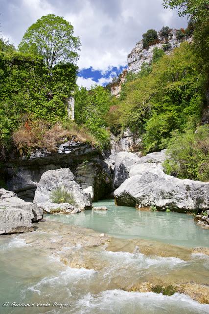Molino de Aso - Añisclo, Huesca por El Guisante Verde Project