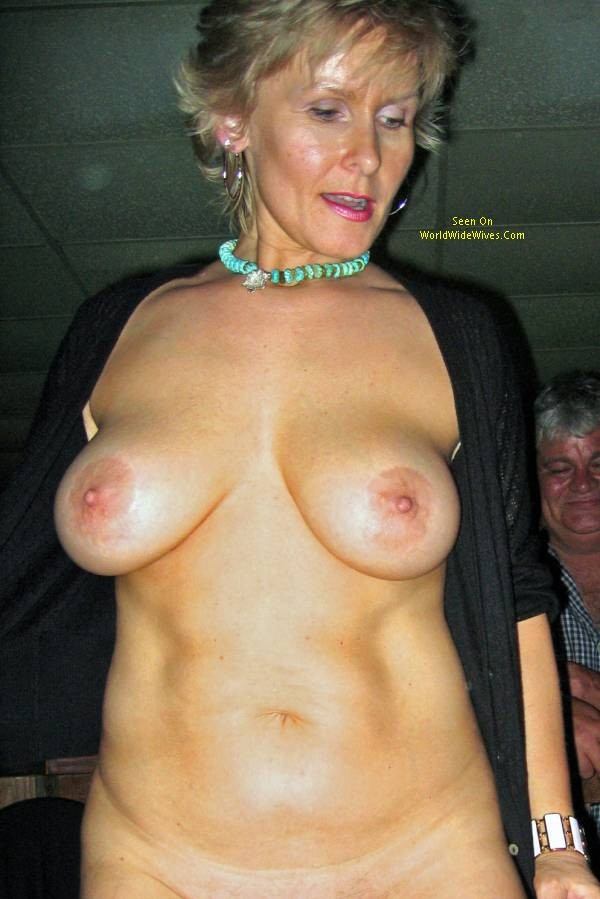 Horny aged woman orders male and female prostitutes 10