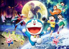 Doraemon Movie 39: Nobita No Getsumen Tansaki Subtitle Indonesia