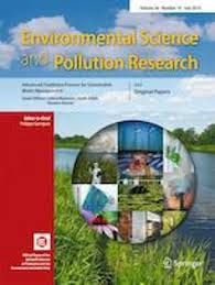 Environmental Science and Pollution Research pdf