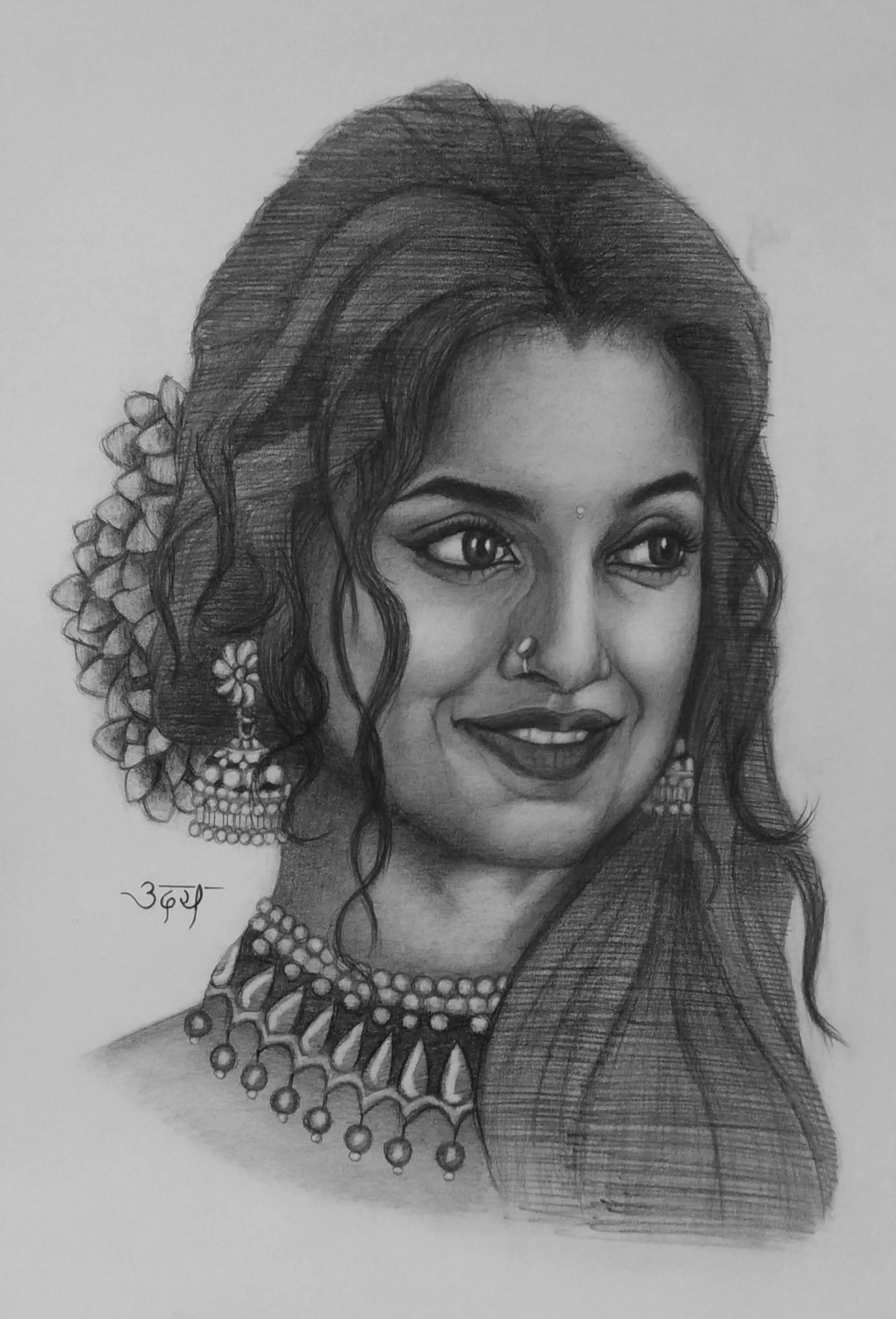 Mrs. Divya Khosla Kumar Portrait