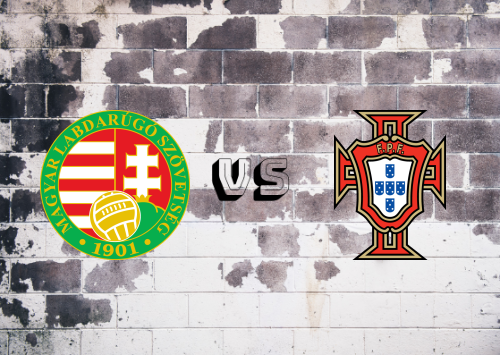 Hungría vs Portugal  Resumen y Partido Completo