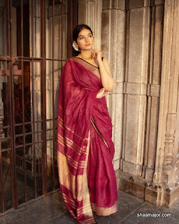 lenin cotton sarees