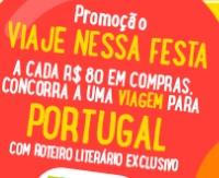 Participar Promoção Saraiva 2016 Viaje Nessa Festa