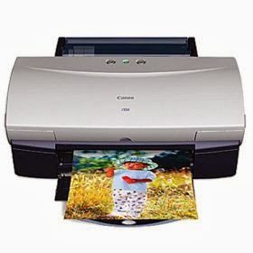 download Canon i550 InkJet printer's driver