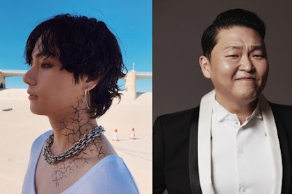 V BTS Pecahkan Rekor PSY di Chart iTunes Dengan Lagu 'Sweet Night'