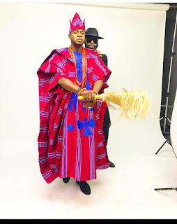 Swanky jerry styles yoruba actor odunlade adekola