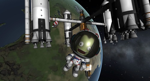 Kerbal Space Program 2 has been delayed