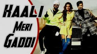 Kaali Meri Gaddi Lyrics - Ramji Gulati
