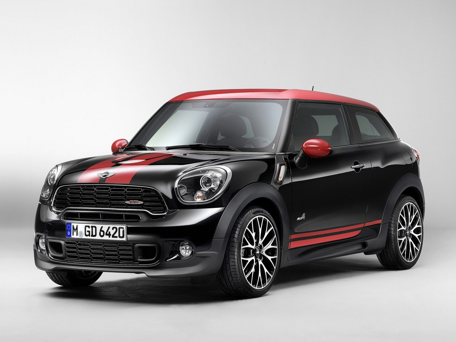 mini paceman jcw gallery press release town country bmw. Black Bedroom Furniture Sets. Home Design Ideas