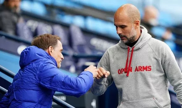 Chelsea boss Thomas Tuchel 'has Pep Guardiola's number' ahead of Champions League final