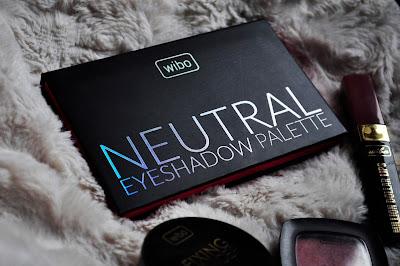 PIERWSZE WRAŻENIE: Wibo - Neutral Eyeshadow Palette