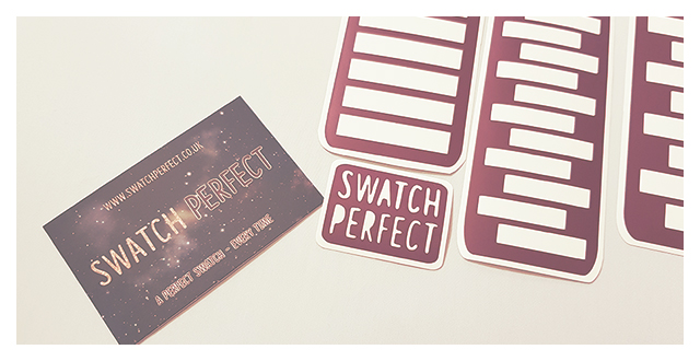 Stencil Swatch Perfect