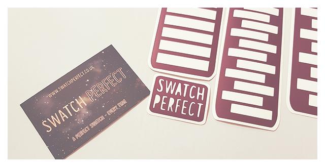 Stencil Swatch Perfect