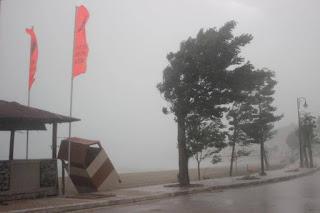 Αναβολή σήμερα στα δέκα ανοιχτά γήπεδα λόγω βροχής
