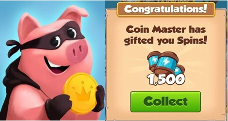 Coin Master Free Reward Links 26th May 2019 Get Free 2 8M coins  1st