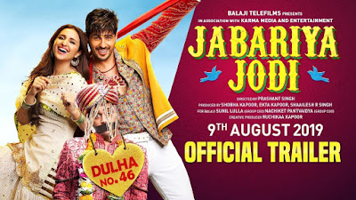 Download Jabariya Jodi (2019) Hindi Full Movie 480p [400MB]   720p [1GB]   1080p [2GB]
