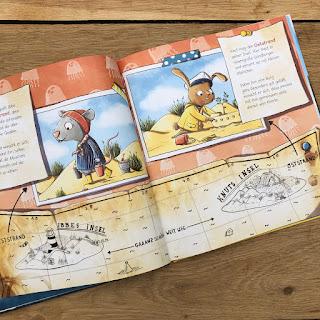 Ibbe & Knut: Zwei Freunde und das Meer
