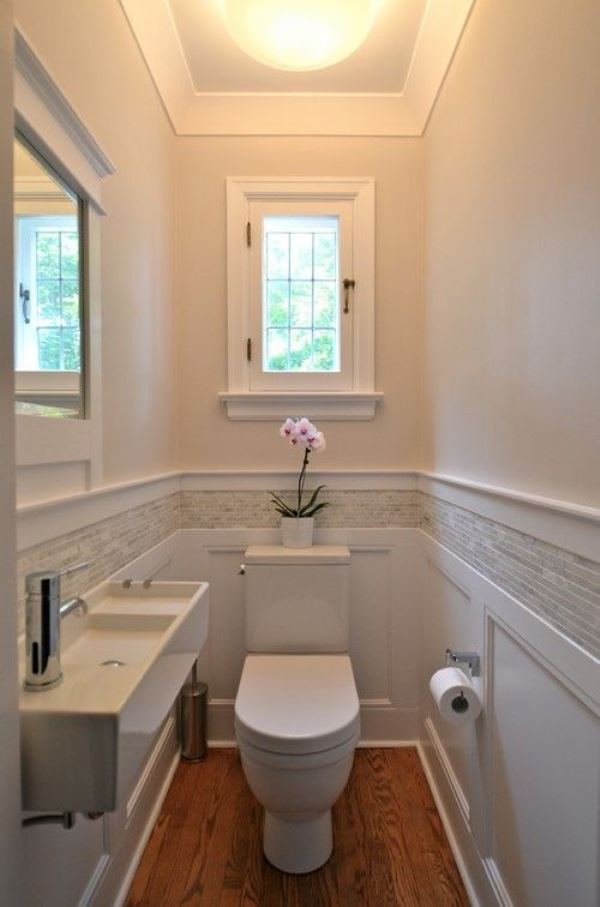Small Bathroom Design Under Stairs Under Stairs Bathroom Planning - Designs for small bathrooms under stairs