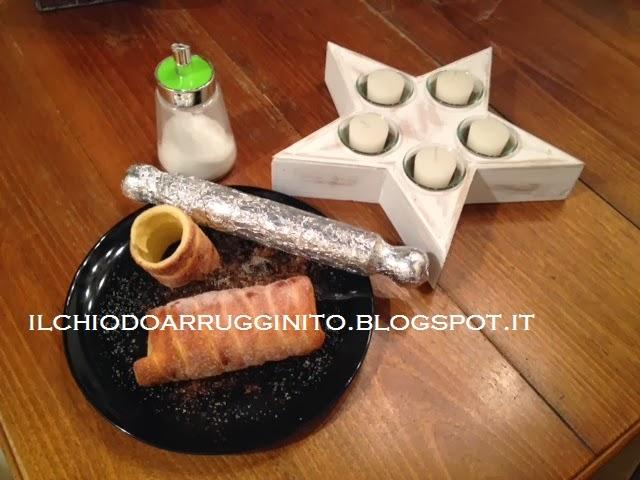 Kurtoskalacs dolce ungherese tipico rotolo di budapest for Cosa vuol dire forno statico