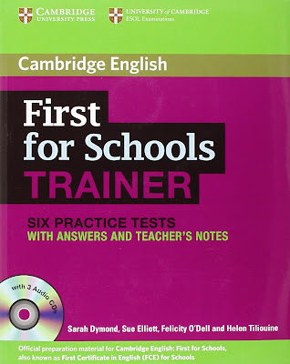 First for Schools Trainer audio