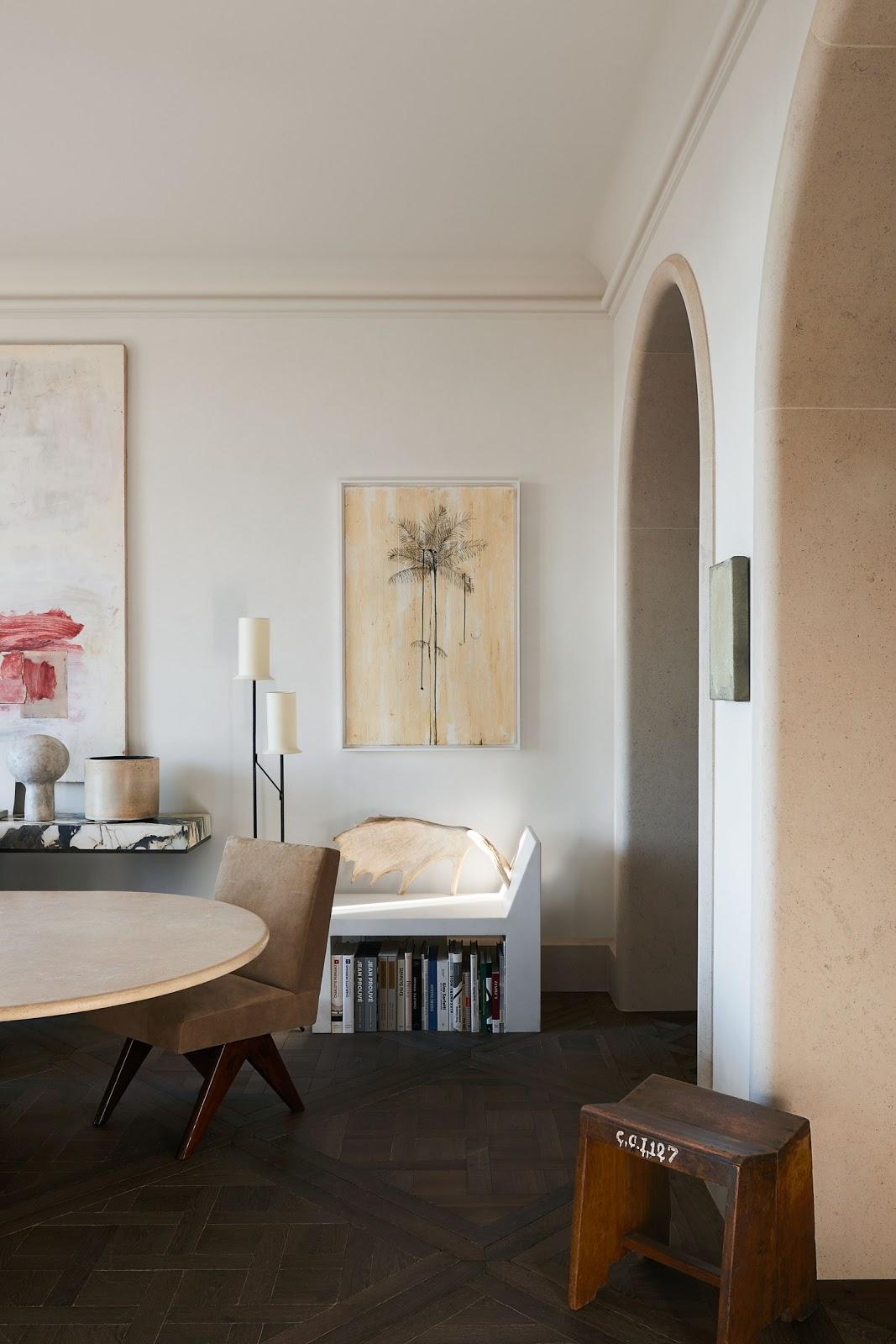 Décor Inspiration: Joseph Dirand's New Paris Apartment