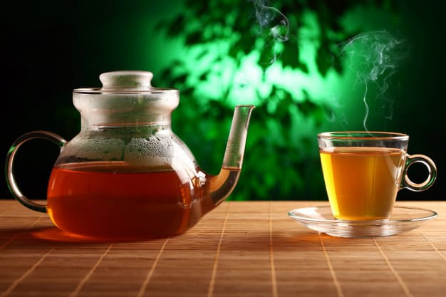 Benefits of Chinese Green Tea