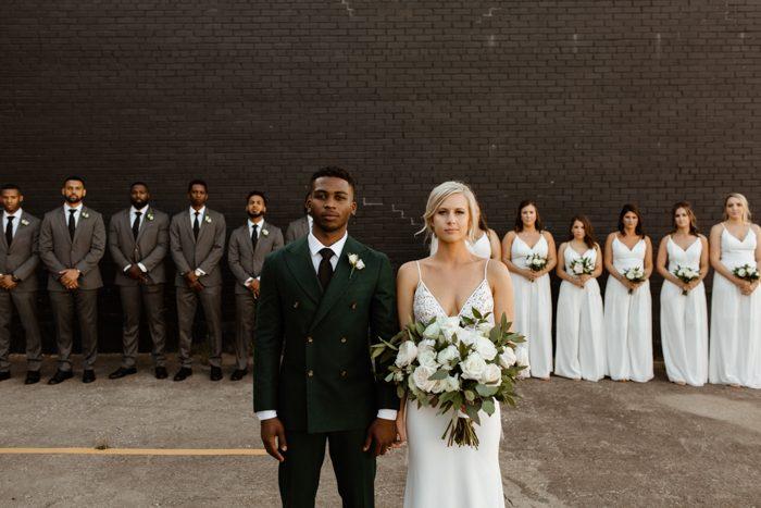 Wedding Wonderful: Cool, Glam and Chic in Dallas