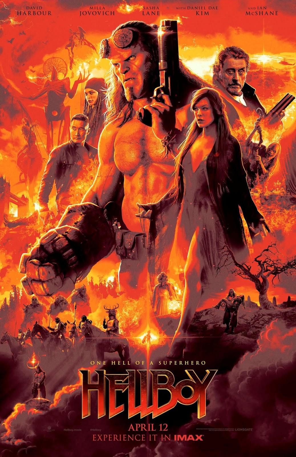 Hellboy (2019) 5 3