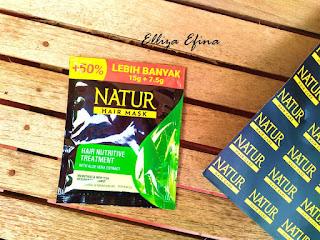 natur hair mask aloe vera