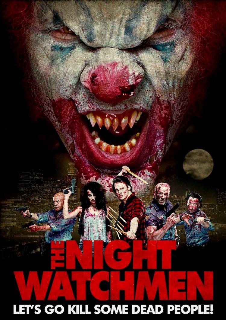 The Night Watchmen 2017 Legendado